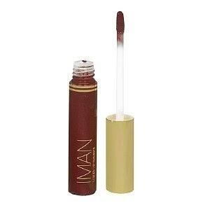 Iman Luxury Lip Shimmer Gloss Velvet 0.25 oz 7 G