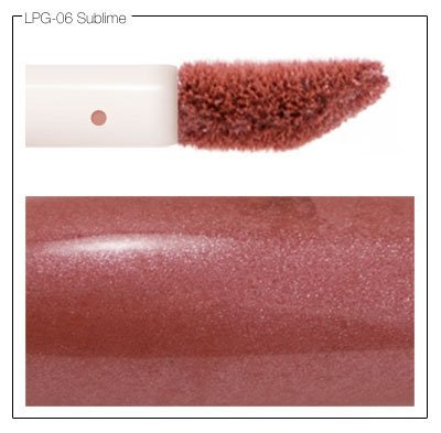 Prestige Wonderfull Lip Plumping Gloss with Maxi Lip, Sublime LPG-06