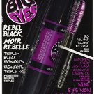 Maybelline New York The Falsies Big Eyes Washable Mascara, 207 Rebel Black