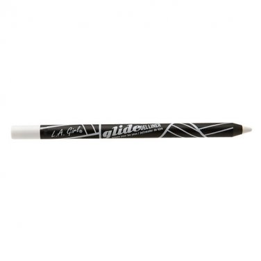 L.A. Girl Gel Glide Eyeliner Pencil, GP369 Whiten