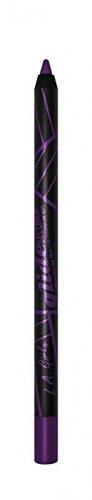 L.A. Girl Glide Eye Liner Pencil 367 Black Amethyst