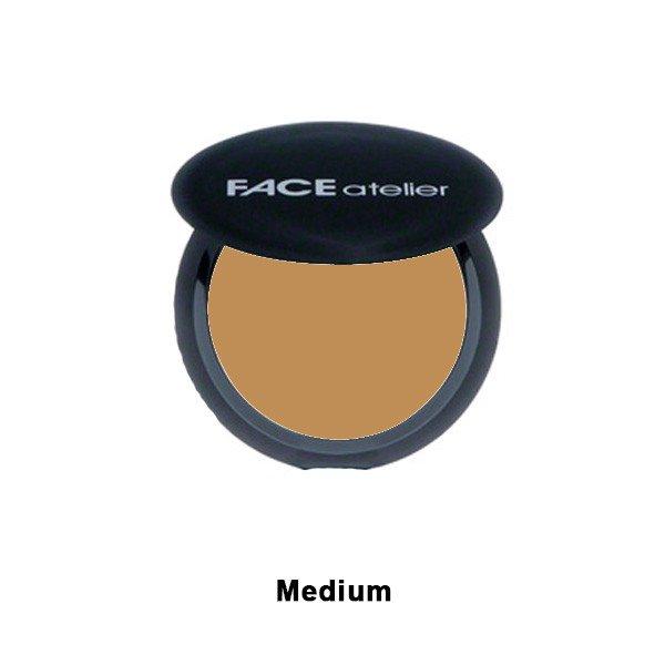 Face Atelier Ultra Pressed Powder - Medium, 6g/0.21 oz