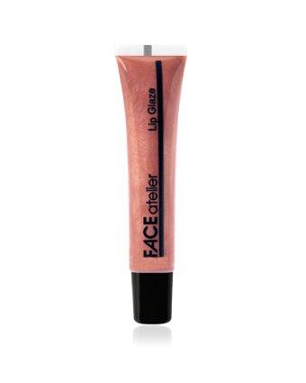 FACE atelier Lip Glaze - peach 0.5 fl oz