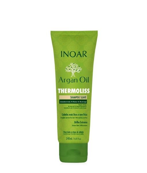 Inoar Argan Oil Thermoliss - Shampoo