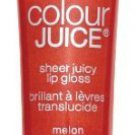 L'Oreal Colour Juice Lip Gloss, Sheer Juicy, Melon Punch 440