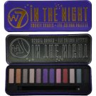 W7 In The Night,  Smokey Shades -12 in 1 Eyeshadow Palette