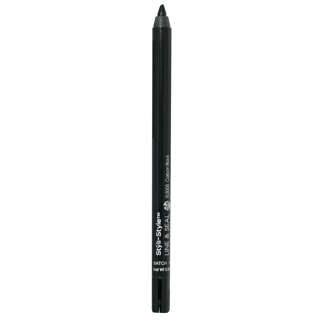 Styli Style Line & Seal Eyes, 24 Hour, Black Pearl 140 - 0.04 oz