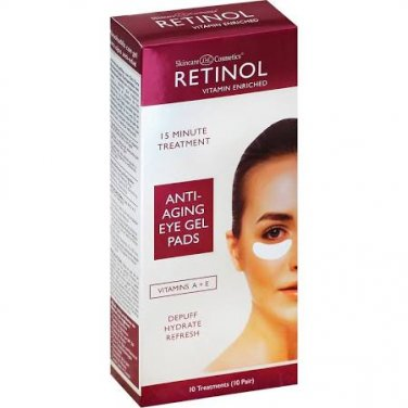 Retinol Eye Gel Pads, Anti-Aging - 10 pair