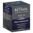 Retinol Anti-Aging Skincare Daily Moisturizer for Men 1.7 oz - 3 Pack