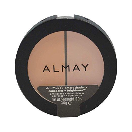 Almay Smart Shade Cc Concealer + Brightener - Light 100 - 0.12 oz