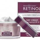 Skincare LdeL Cosmetics Retinol Day Cream SPF 20 1.70 oz (Pack of 2)