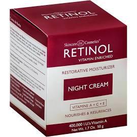 Retinol Advanced Brightening Night Cream, 1.7 Ounce