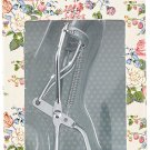 The Vintage Cosmetic Company Eyelash Curlers - Silver