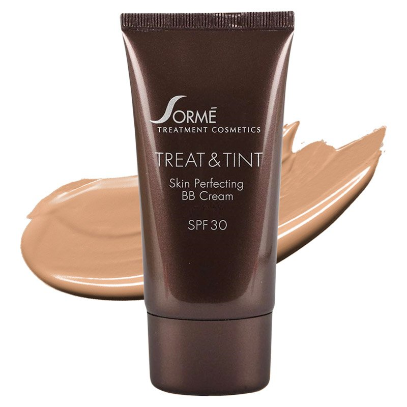 Sorme Cosmetics Treat and Tint BB Cream - Fair Beige 730, 1.7 fl oz. (50ml)