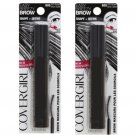 (2-Pack) COVERGIRL Easy Breezy Brow Mascara - Rich Brown 605