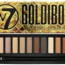 W7 Goldibox and the 12 Shades Eye Colour Palette Tin