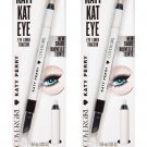 (2-Pack) CoverGirl Katy Kat Eye Liner, Kitty Whispurr 0.033 oz, Women's