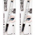 (2-Pack) CoverGirl Katy Kat Eye Liner, Kitty Whispurr 0.033 oz, Women's