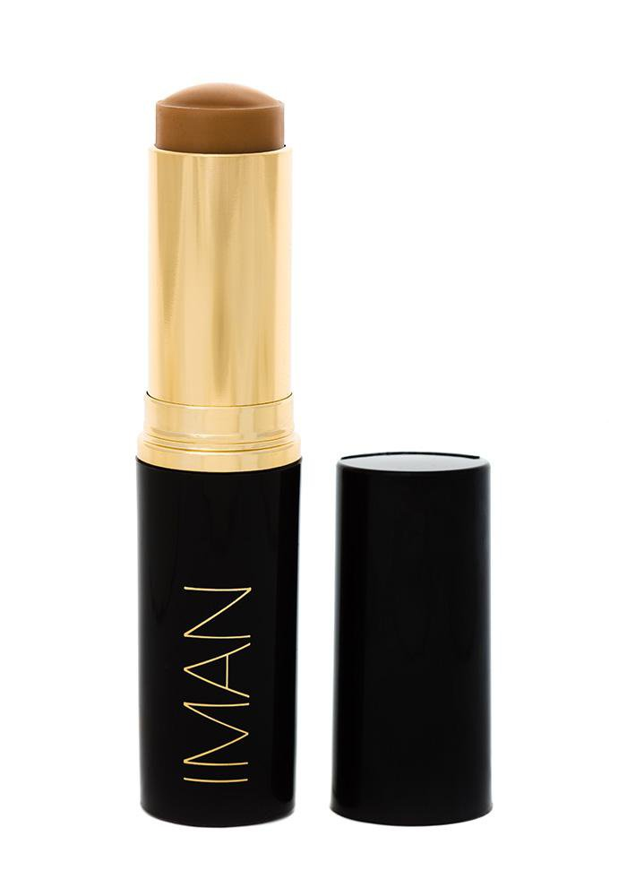 Iman Cosmetics Second To None Stick Foundation, Clay 4