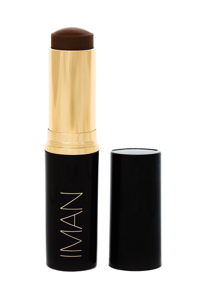 Iman Cosmetics Second To None Stick Foundation, Earth 7