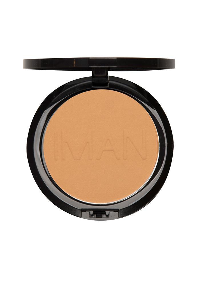 IMAN Second to None Luminous Foundation, Sand 4 - 0.35 oz tin