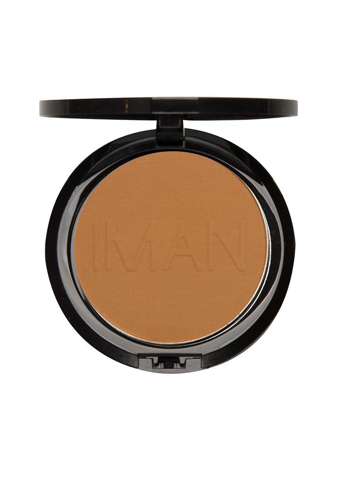 IMAN Cosmetics Second To None Luminous Foundation, Clay 2
