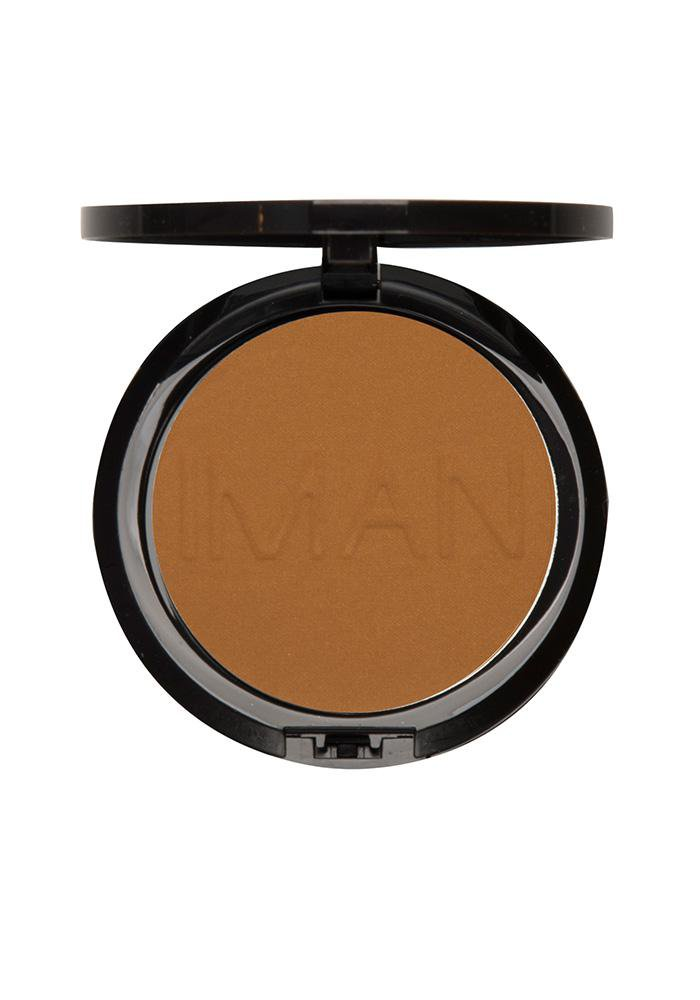 IMAN Cosmetics Second To None Luminous Foundation, Clay 3