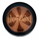 IMAN Second to None Semi-Loose Powder, Clay Medium - 0.211 oz