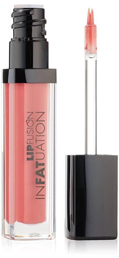 FusionBeauty InFATuation Liquid Plumping Lipstick, Full Frontal