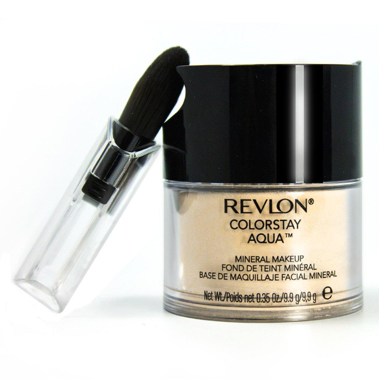 Revlon ColorStay Aqua Mineral Makeup, Light 030
