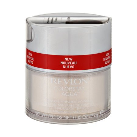 Revlon ColorStay Aqua Mineral Finishing Powder, Translucent 010