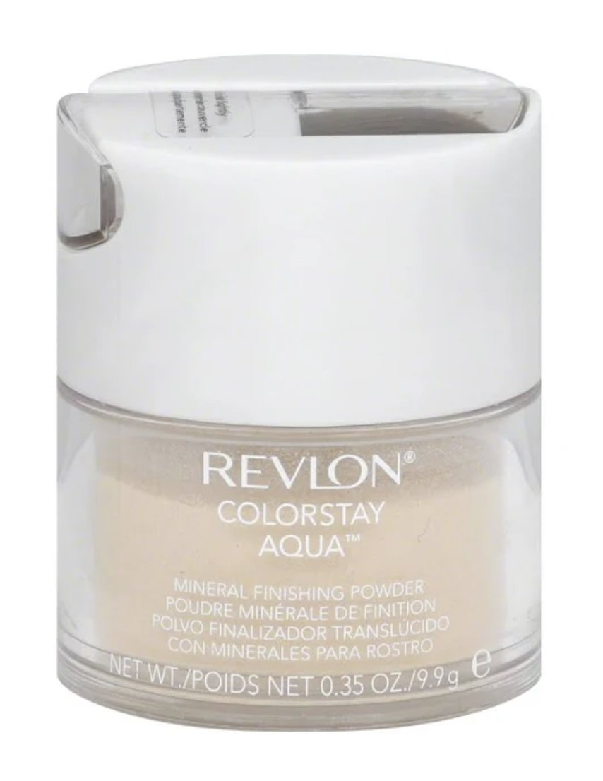 Revlon ColorStay Aqua Mineral Finishing Powder, Translucent Light 020