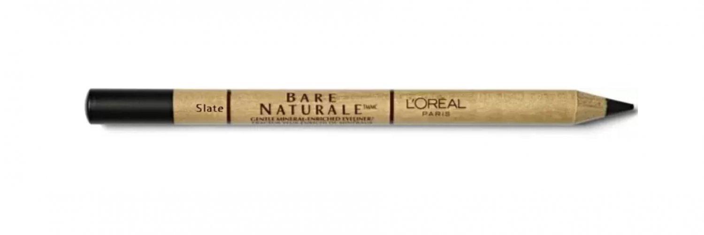L'OREAL Paris Bare Naturale Gentle Mineral-Enriched Eyeliner - Slate