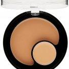 Revlon ColorStay 2-in-1 Compact Makeup & Concealer, Natural Tan 330