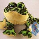 Webkinz BullFrog Bull Frog w/ New Tag Sealed Code