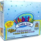 Webkinz Trading Cards Factor Sealed Box 36 packs Series 1