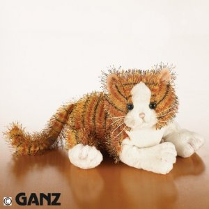 Webkinz Alley Cat w/ NEW TAG Sealed Code