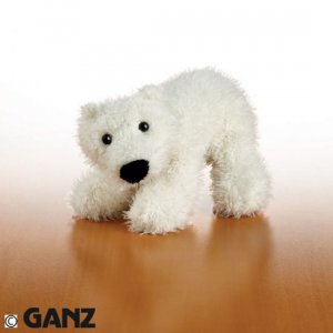 Webkinz Polar Bear w/ NEW TAG Sealed Code