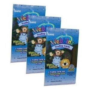 FREE SHIPPING Webkinz Stocking Stuffers Christmas Card Pack
