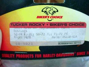 Harley Shock Bushing 85210-42A