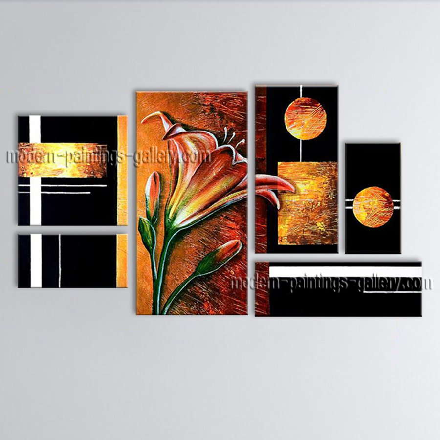 Abstract Art Modern Oil Paintings Large Contemporary Wall Art Abstract