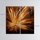 Hand-painted Beautiful Modern Abstract Painting Wall Art Inner Stretched