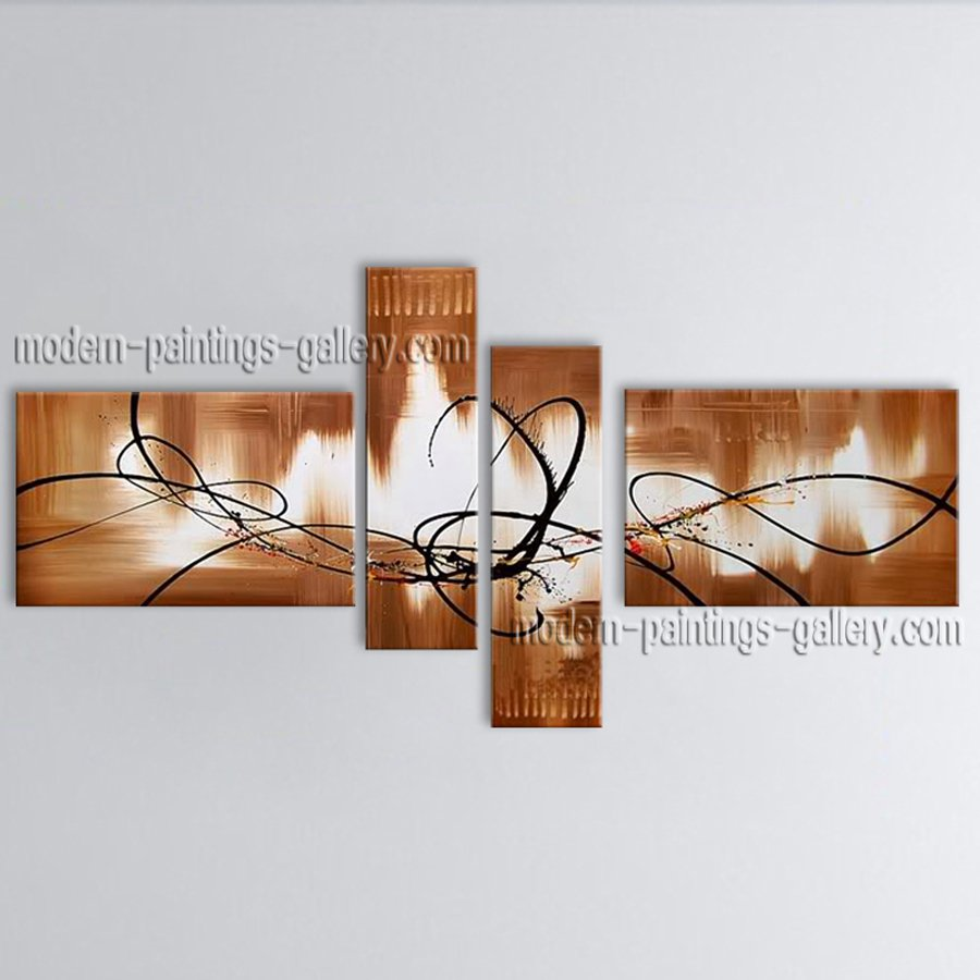 Hand-painted Large Modern Abstract Painting Wall Art Artist Artworks