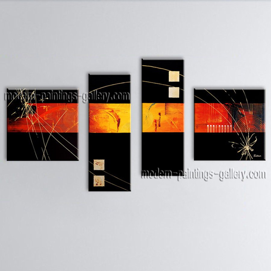 Hand-painted Large Modern Abstract Painting Wall Art Contemporary Decor