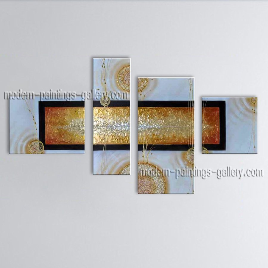 Handmade Artcrafts Large Modern Abstract Painting Wall Art Artwork Images