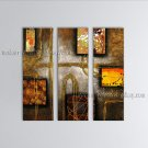 Handmade Beautiful Modern Abstract Painting Wall Art On Canvas Artworks