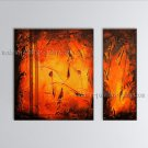 Hand-painted Beautiful Modern Abstract Painting Wall Art Artist Artworks