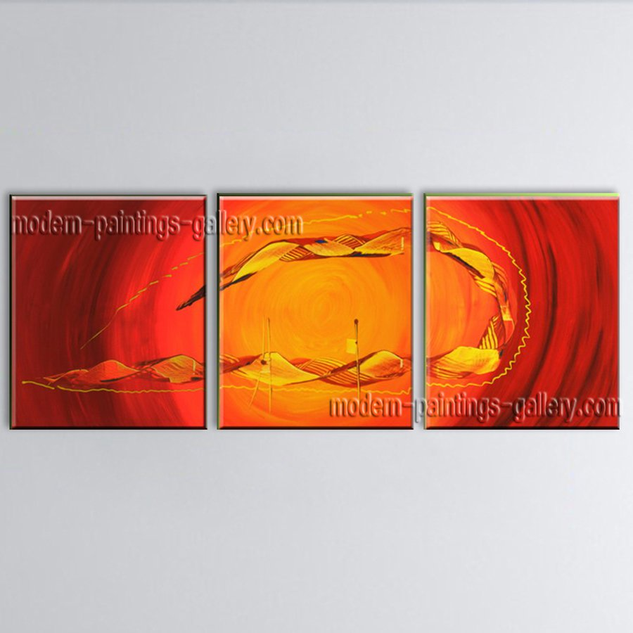 Hand Painted Elegant Modern Abstract Painting Wall Art Artwork Images