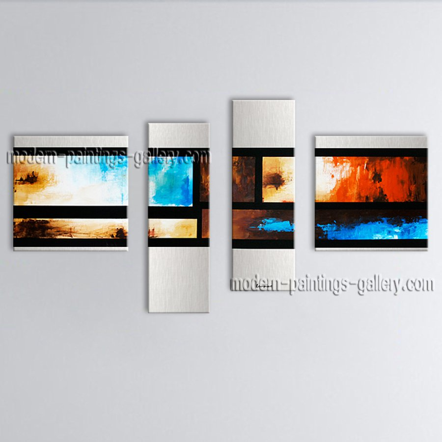 Hand-painted Large Modern Abstract Painting Wall Art Oil On Canvas