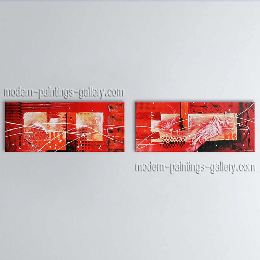 Hand-painted Astonishing Modern Abstract Painting Wall Art Oil On Canvas
